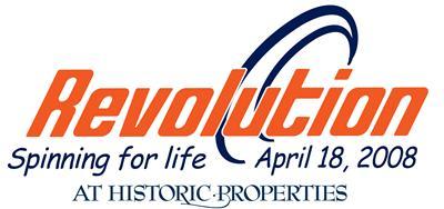 Revolution 2008 Logo