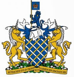 Royal NS Tattoo Crest of Arms