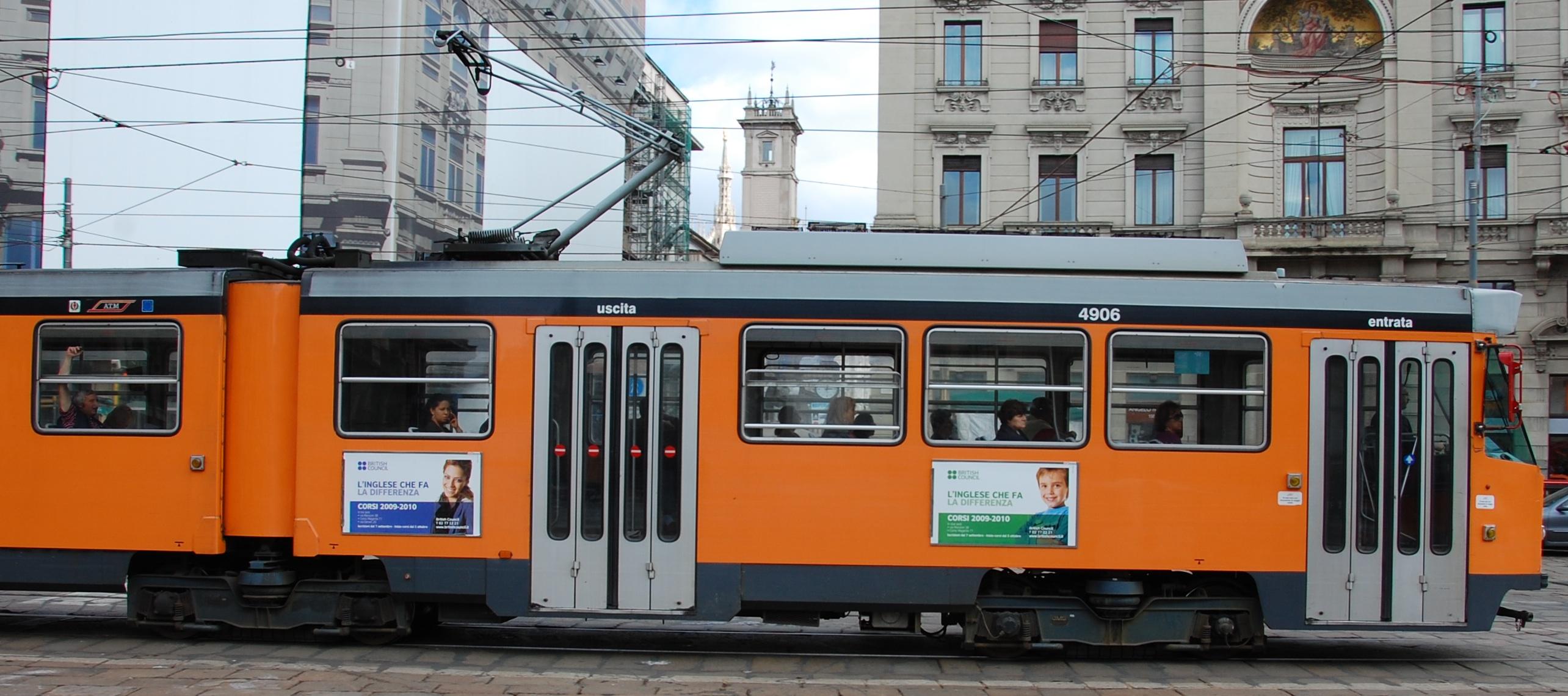 Memories of Milan, Italy: Transportation | Tony Abou-Assaleh
